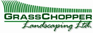 GrassChopper Landscaping logo