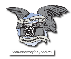 One Step Beyond Photography logo