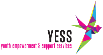 YESS logo transparent background