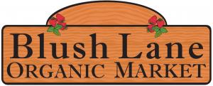 Blush Lane Organic Market logo