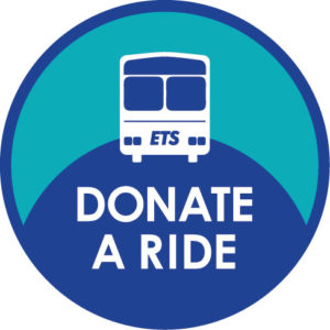 Donate a Ride logo