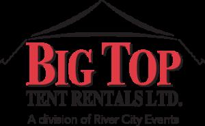Big Top Tent Rentals logo