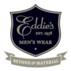 Eddie's Menswear logo