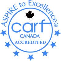 CARF Canada Accreditation Seal