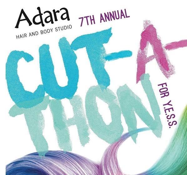 Adara Cut-A-Thon logo