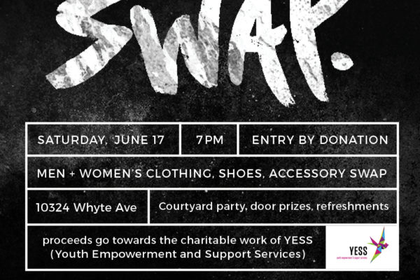 RESET Wellness Clothing Swap