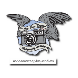 One Step Beyond Photography and Video logo