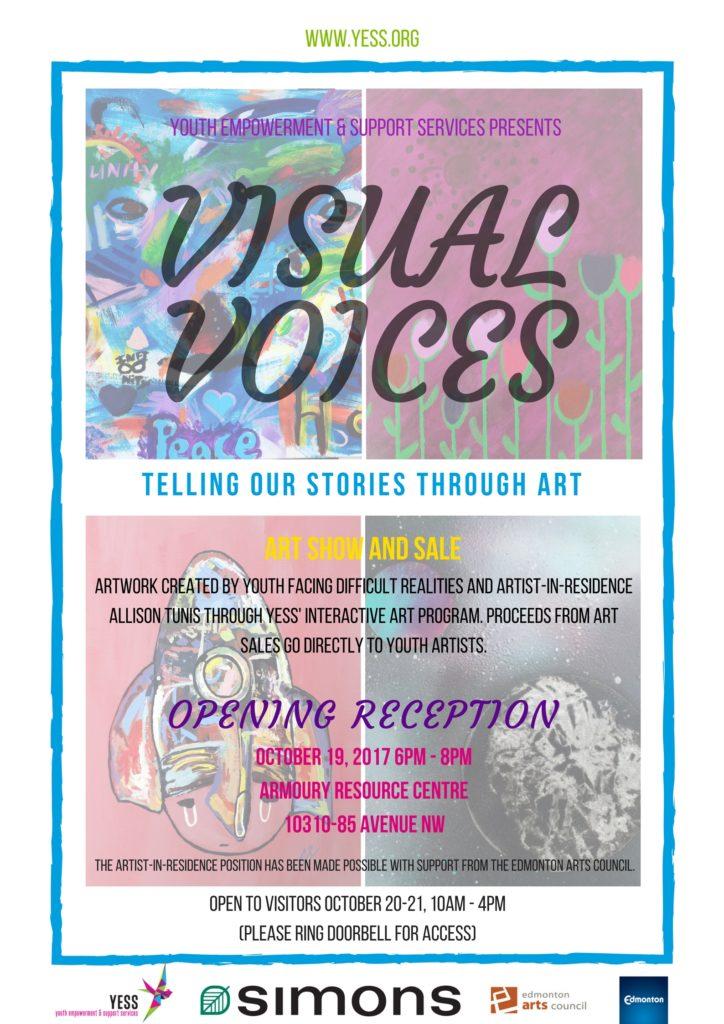 Art Show 2017 Poster
