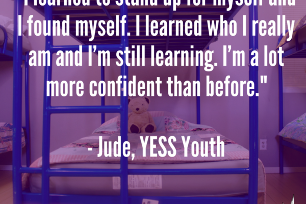 Jude's Story