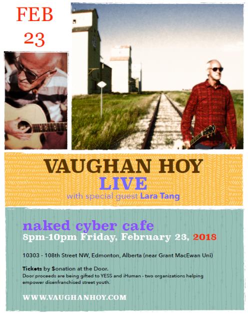 Vaughan Hoy Poster
