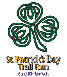 St. Patrick's Day Trail Run 2018