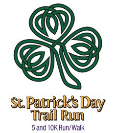 St. Patrick's Day Trail Run 2018