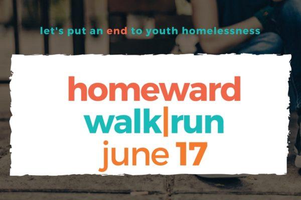Homeward Walk Run 2018