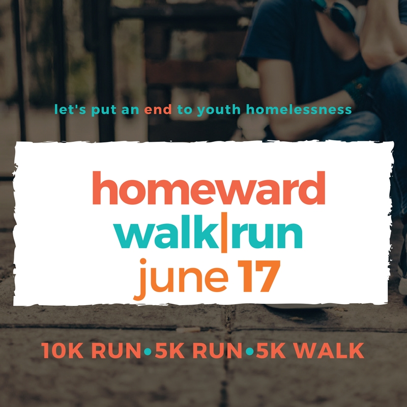 Homeward Walk Run 2018