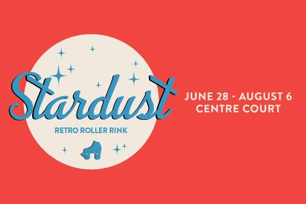 Stardust Retro Roller Rink logo