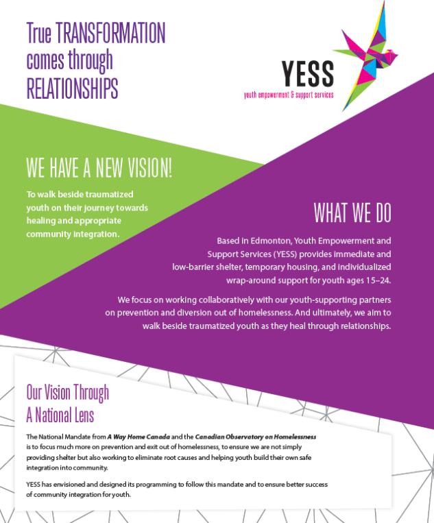 YESS 2018 Fact Sheet Cover