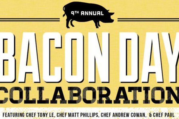 Bacon Day 2018 Logo