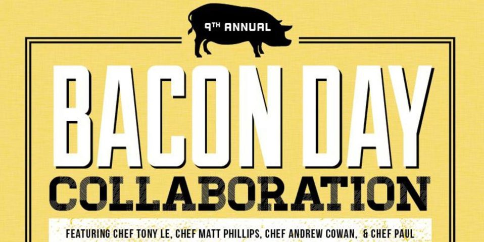 Bacon Day 2018 Logo
