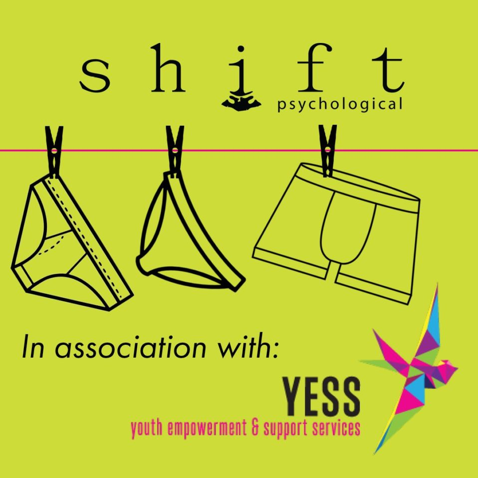 Shift Psychological Campaign Poster
